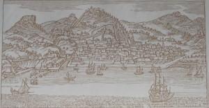 Salerno in Salmon, Lo stato presente in tutti i paesi e popoli del mondo, 1741