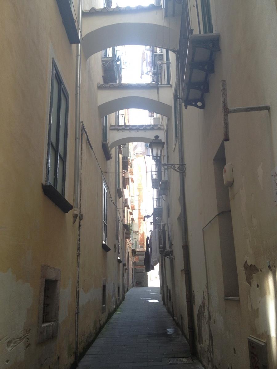 Centro Storico di Salerno, vicoli...